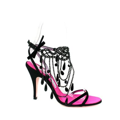 Luxury Christian Lacroix Shoes — Best for New Year's Eve