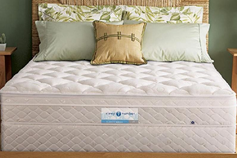 Select Comfort Sleep Number Luxurious Bed