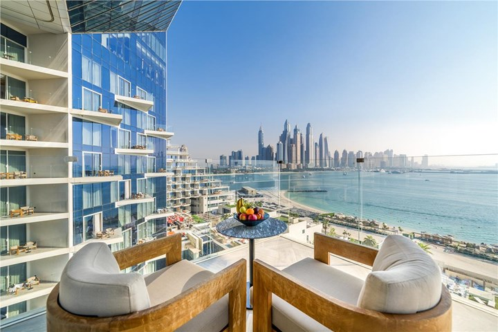 New Luxury Resort Launched on The Palm Jumeirah