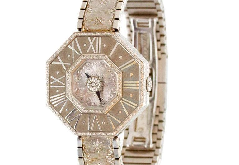 Buccellati Oktachron Watch