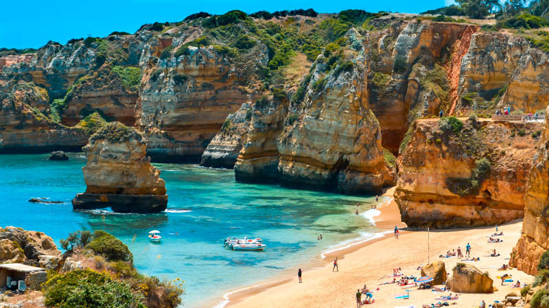 Algarve, The Playground of Portugal
