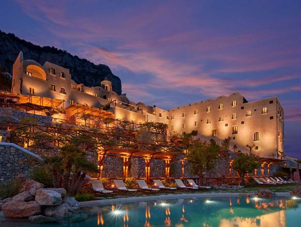 Monastero Santa Rosa: From the Sacred to the Sumptuous