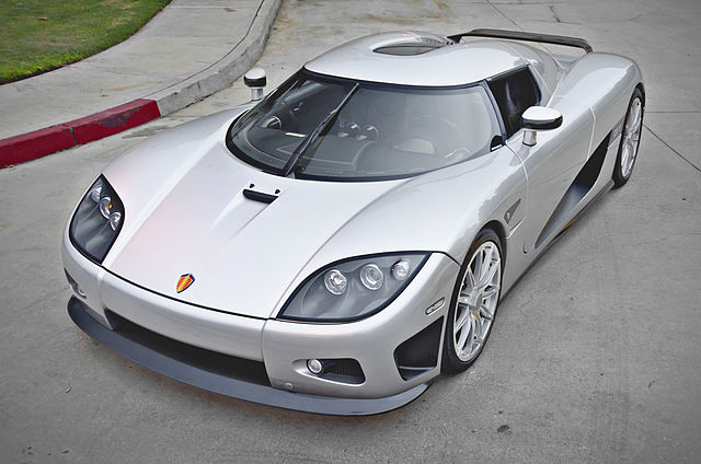 Collector's Dream – Koenigsegg CCX