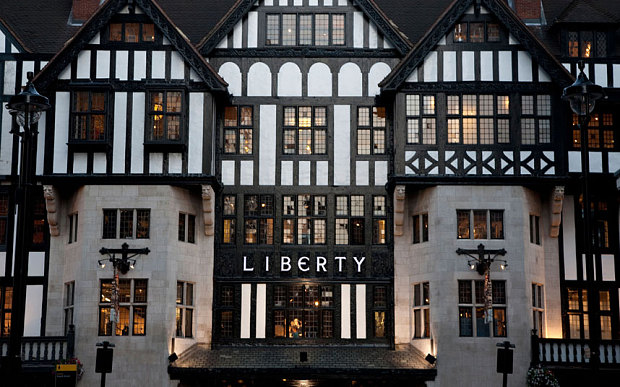 Luxury London Store Reports Record Trade