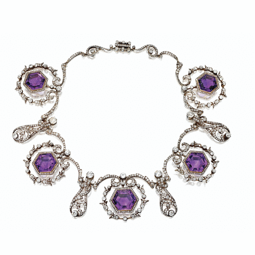 Sotheby's Magnificent Jewels Auction