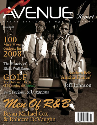 Avenue Report – Black Luxury Magazine