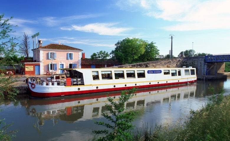 Luxury Barge Cruise in France Provence