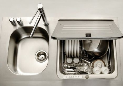 Briva In-Sink Dishwasher