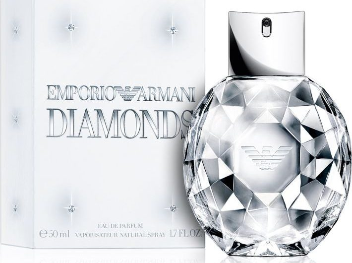Armani Perfume: Diamond Yourself