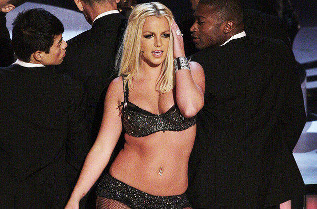 Britney Spears to Host New Year's Eve Party in Vegas