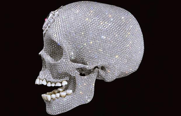 The Most Expensive Piece of Art – Damien Hirst Does it Again