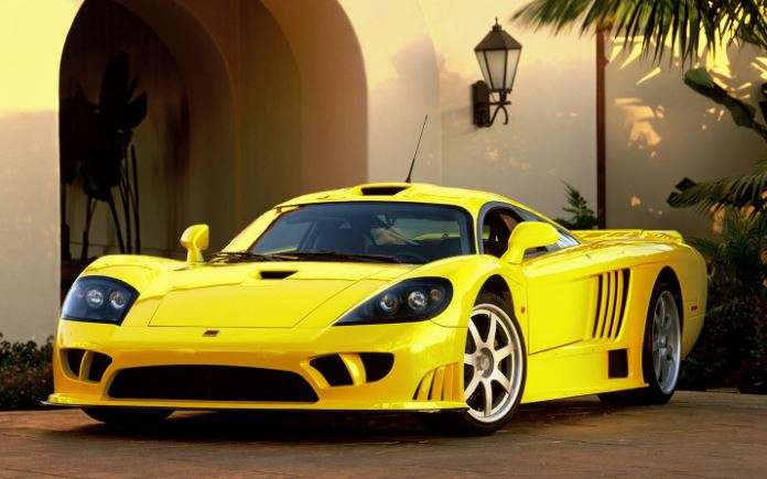Saleen S7, A True Supercar