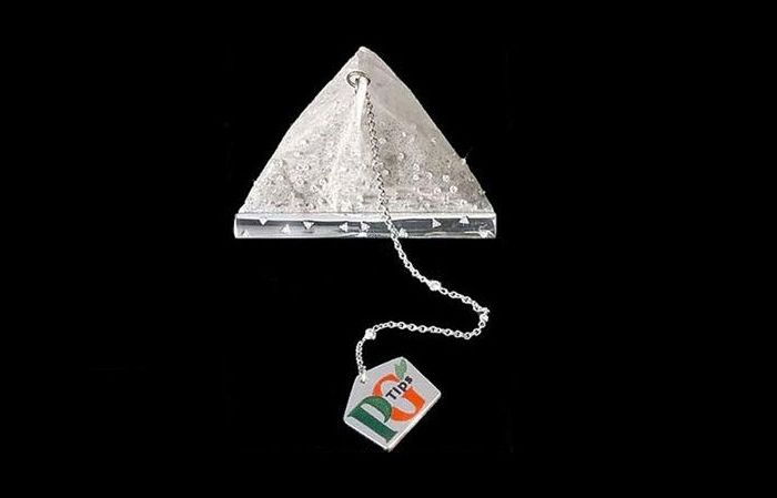 World's Most Expensive Tea Bag