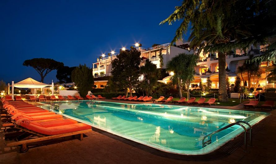 Capri Palace Hotel and Spa — The Best in Old World Luxury