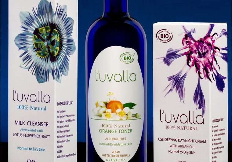 L'uvalla – Luxury Organic Skin Care