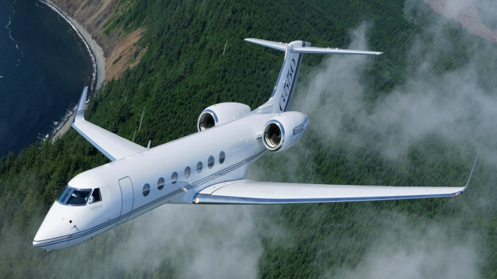 Gulfstream Jet Sets New Speed Record