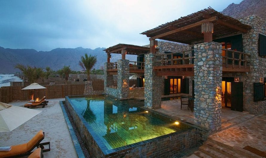 Four Resorts Added to Small Luxury Hotels of the World