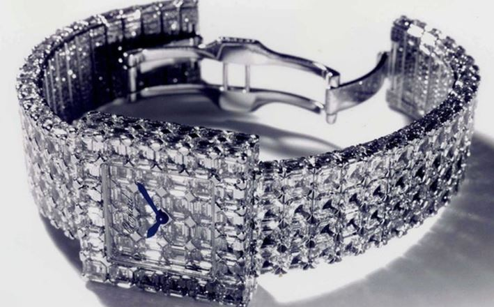 Forbes List of Most Expensive Watches
